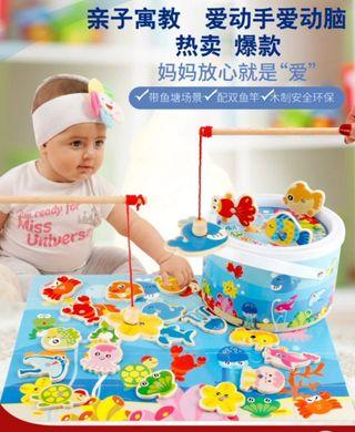 🚚 Magnetic Fishing toy