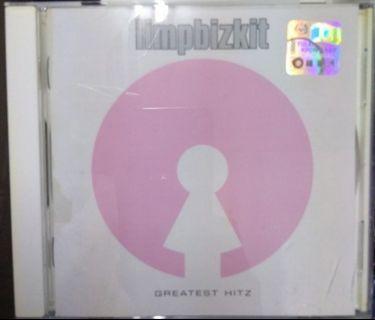 CD Limp Bizkit (Greatest hits)