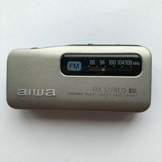 AIWA CR-A77 收音機