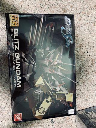 🚚 HG Blitz Gundam