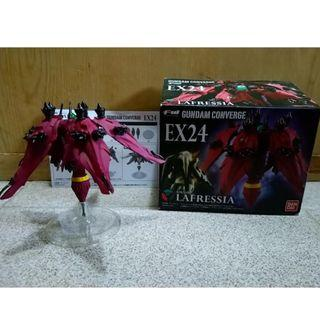 FW Gundam Converge EX24 拉夫列西亞 Lafressia EX 24