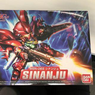 🚚 Sinanju Gundam