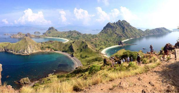 🚚 Diving and Liveaboard in KOMODO ISLAND