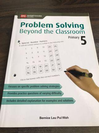 🚚 Problem Solving Beyond the Classroom Primary 5