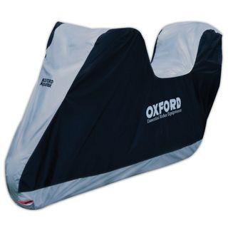 Oxford Aquatex Motorcycle Cover with Top Box (XL SIZE)