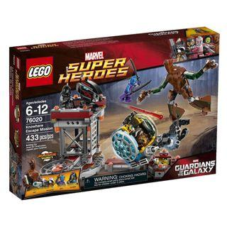 LEGO 76020 Marvel Super Heroes Knowhere Escape Mission @ 15% off