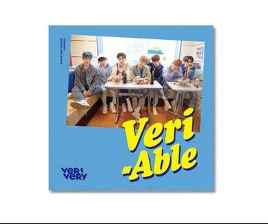 [PO] VERIVERY Mini Album Vol. 2 - VERI-ABLE Official Ver.