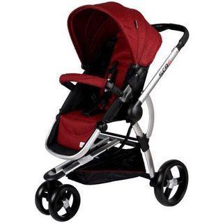 SCR 6 stroller (sweet cherry)