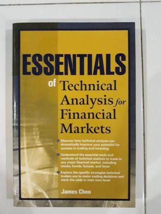 🚚 Essentials of Technical Analysis