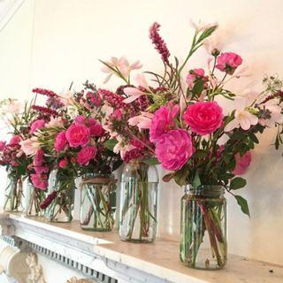 Glass Jars / Vases /Decor/ Mason Jar