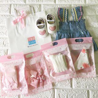 ⭐️Instock⭐️ Baby Girl Gift Set