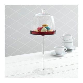 Glass Cake Stand AKTAD IKEA