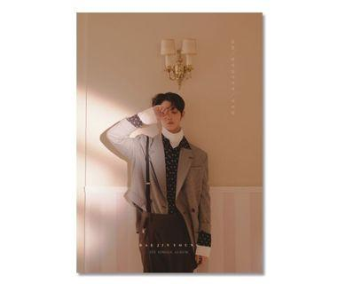 [PO] Bae Jin Young Single Vol. 1 - Hard to Say Goodbye