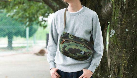 Gregory sling bag 💼 satchel camo