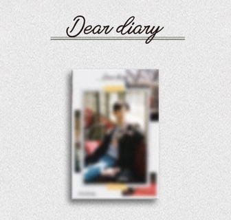 [PO] Yoon Ji Sung Kihno Special Album - Dear Diary