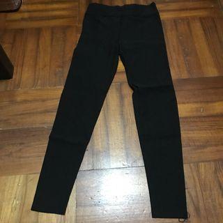 黑色貼身褲