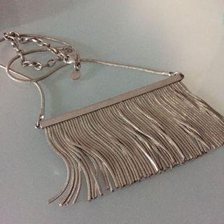 Cheap Monday tassle necklace