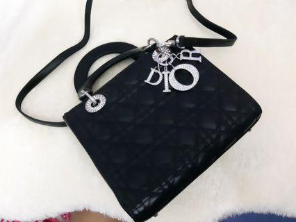 Preloved Lady Dior Bag