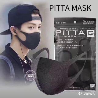 🚚 Fashion Korea Pitta Mask
