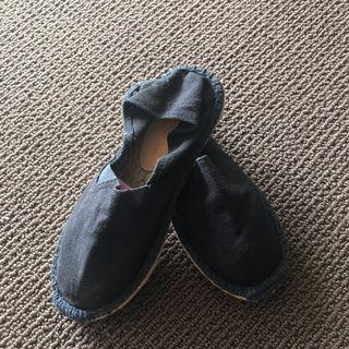 Espadrille WITCHERY KIDS Navy Blue Size 28