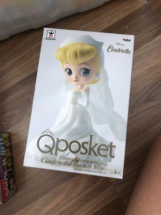 🚚 Q Posket Cinderella Dreamy Style #ENDGAMEyourEXCESS
