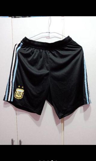 🚚 Adidas 阿根廷足球球褲