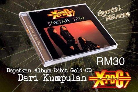 XPDC - Darjah Satu (24 Bit Remastered Gold Disc)
