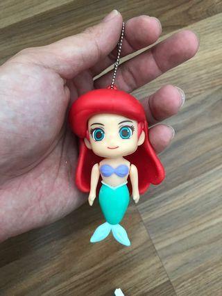 🚚 Ariel Keychain (Little Mermaid) #ENDGAMEyourEXCESS