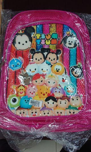 Jual Tas Anak Import Lucu Disney Tsum Tsum