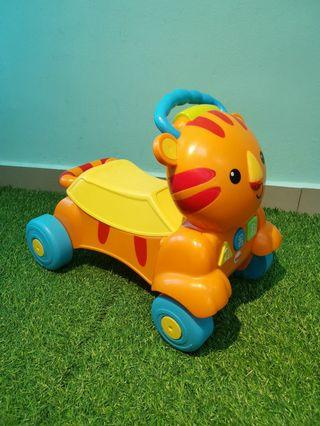 Fisher Price Ride on and Pushwalker