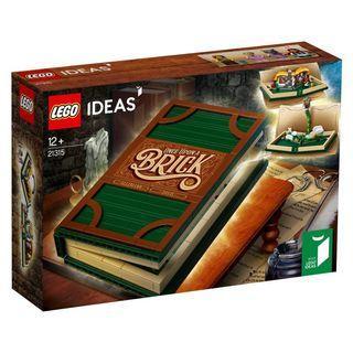 21315 LEGO Pop Up Book