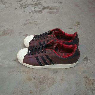 Adidas Superstar Light Scarlet