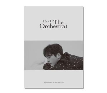 [PO] Highlight: Son Dong Woon Mini Album Vol. 1 - Act 1: The Orchestra