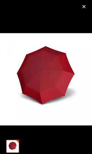 🚚 Knirps umbrella for sale