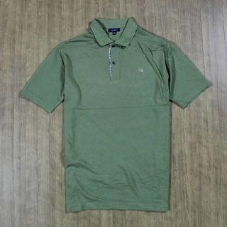 BURBERRY London Poloshirt Kode : #KK056 ••Size L