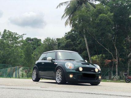 MINI Cooper 1.6 S Auto