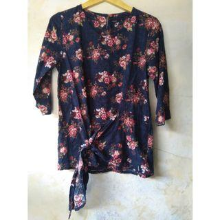 Flower Blouse X-eight