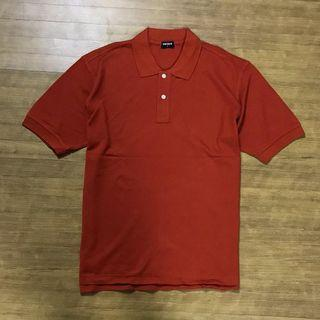 UNIQLO Poloshirt Kode : #KK060 ••Size L