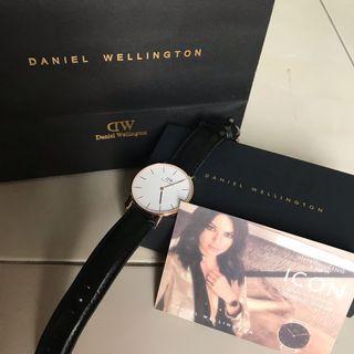 Daniel Wellington Classic Sheffield 36 mm unisex