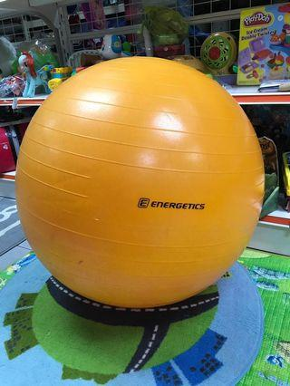 Energetic Exercise Fitness Gym Ball Orange 85cm - RM69