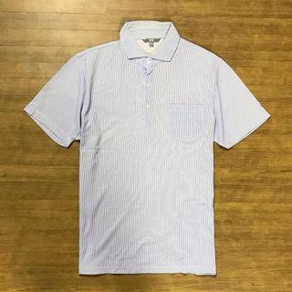 UNIQLO Pocket Poloshirt Kode : #KK067 ••Size L