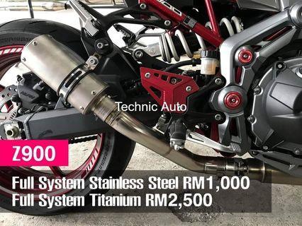 Z900 Full System