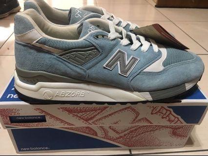 NB New Balance 美國製998
