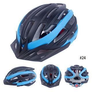 #24 安全帽 自行車