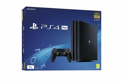 PS4 Pro (tradein promotion)
