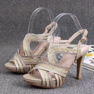 Summer Heels ( Size 35 to 40)