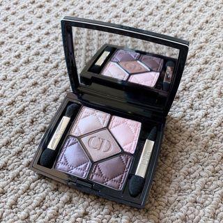 Dior eye shadow palette