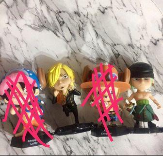 One Piece 海賊王模型Figure 7-11