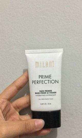 Milani prime perfection hydation + oilfree