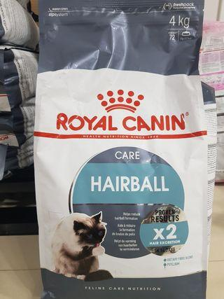 🔶😻IN STOCK😻🔶FREE DELIVERY🔶 Royal Canin/RC Hairball Care 4kg🔶